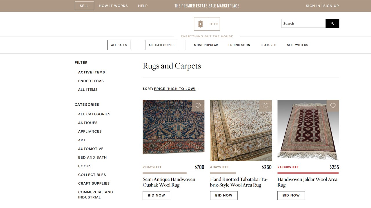 75ceabb1929cd Sourcing Vintage Rugs – The Homebody House